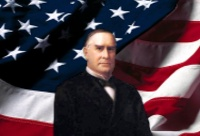 about 25th president william mckinley